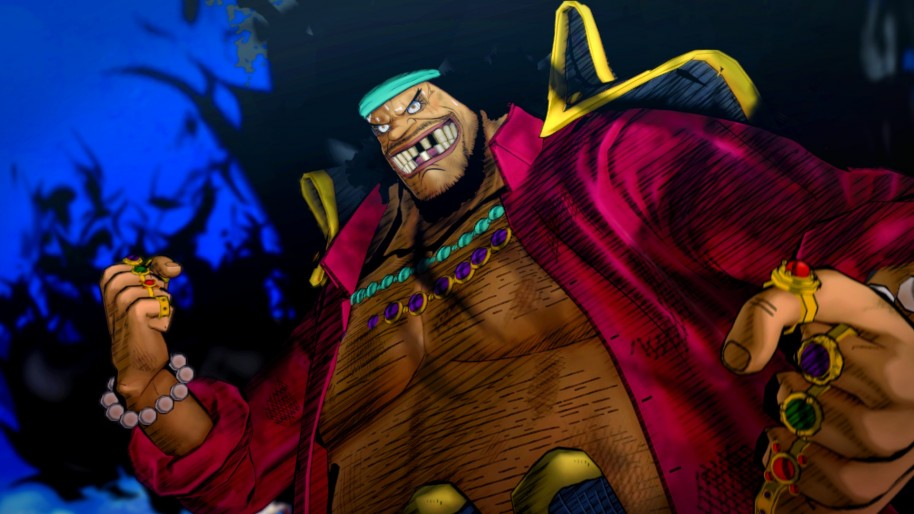 One Piece Burning Blood: One Piece Burning Blood: Peleas de sangre y paja