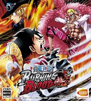 Carátula de One Piece: Burning Blood - Xbox One