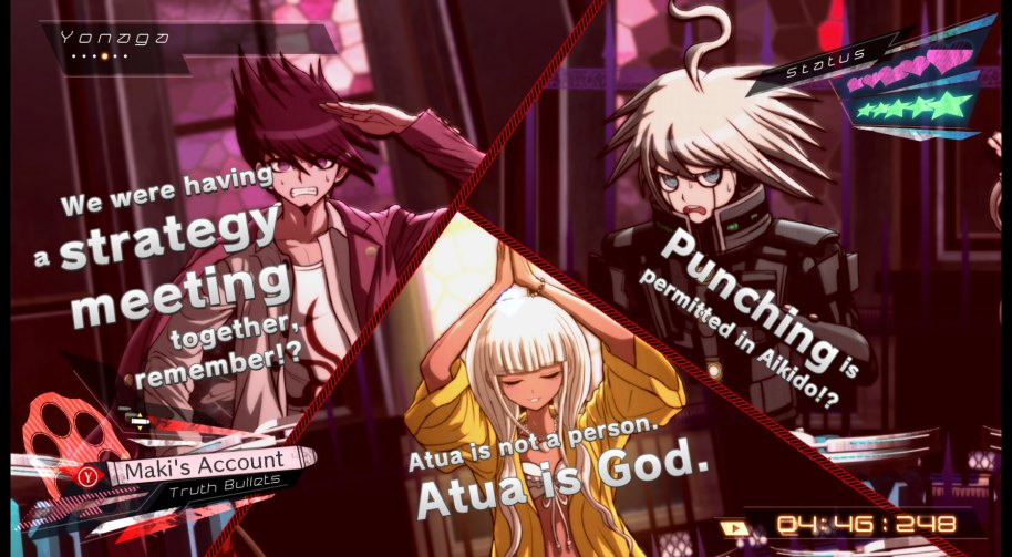 New Danganronpa V3 Vita