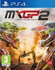 Carátula de MXGP2 - PS4