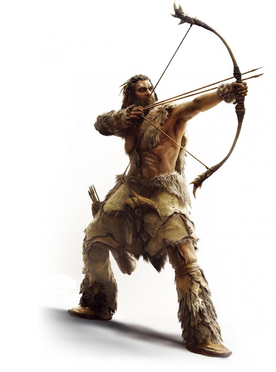Far Cry Primal: Far Cry Primal: El mundo abierto prehistórico impresiona!!