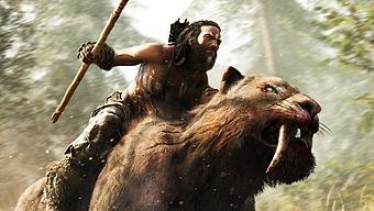 El trato, doma y colaboración con animales es el eje principal de Far Cry: Primal