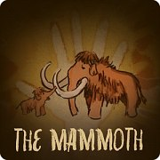 The Mammoth: A Cave Painting