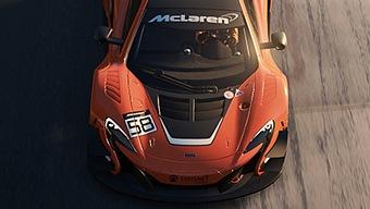 Motor Gran Turismo, espíritu de competición