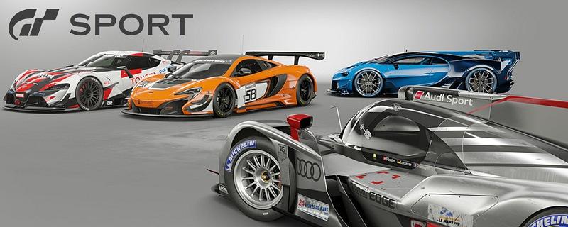 Gran Turismo Sport: Así fue y así es ahora