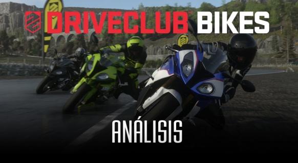 Análisis de DriveClub Bikes para PS4 - 3DJuegos