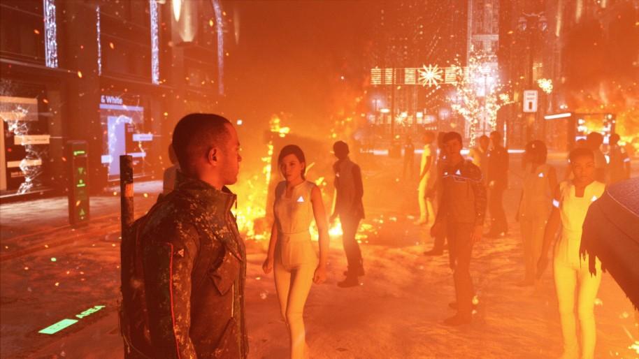 Detroit Become Human: Detroit Become Human: Los robots se rebelan: bienvenidos a Detroit