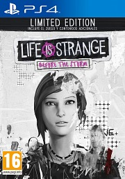 Carátula de Life is Strange 2 - PS4