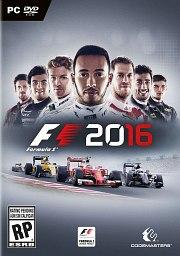 Carátula de F1 2016 - Mac