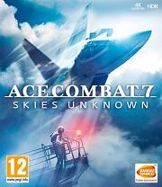Carátula de Ace Combat 7 - PC