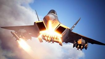 Estos son los requisitos mínimos de sistema de Ace Combat 7