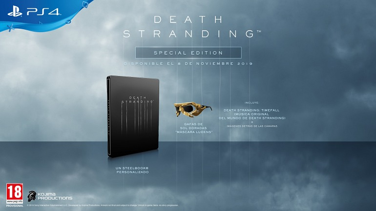 Death Stranding - Edición Especial