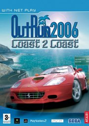 Carátula de Outrun 2006 Coast 2 Coast - PC