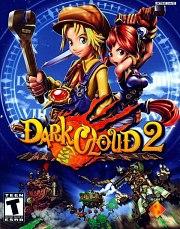 Carátula de Dark Cloud 2 - PS4