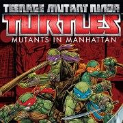 Carátula de TMNT: Mutantes en Manhattan - Xbox 360