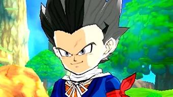Video Dragon Ball: Fusions, Creación de Personajes