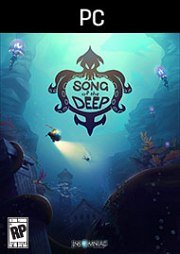 Carátula de Song of the Deep - PC