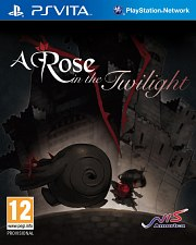 Carátula de A Rose in the Twilight - Vita