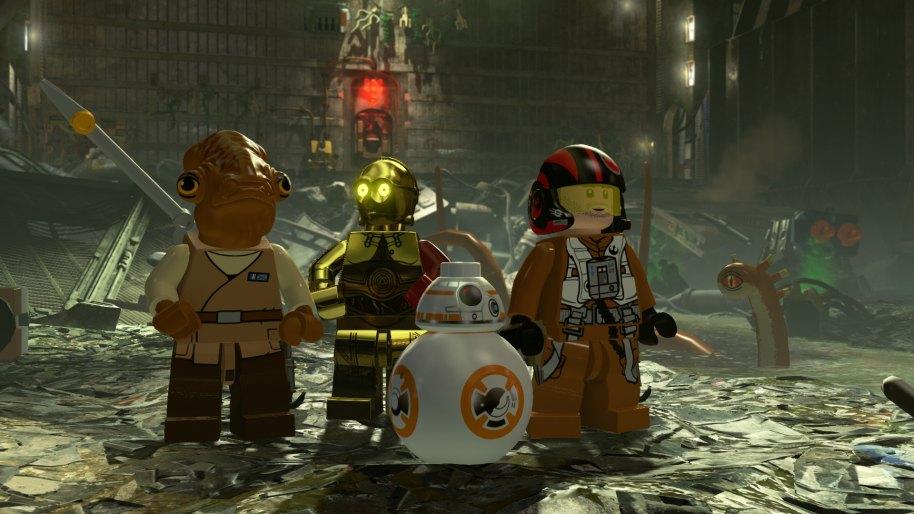 LEGO SW El Despertar de la Fuerza análisis