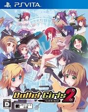 Carátula de Bullet Girls 2 - Vita