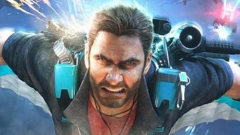 Sky Fortress, el primer gran DLC de Just Cause 3, se estrena la próxima semana