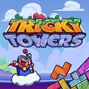 Carátula de Tricky Towers - PC