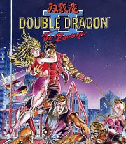 Carátula de Double Dragon II: The Revenge - Wii U