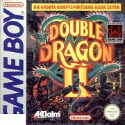 Carátula de Double Dragon II: The Revenge - GB