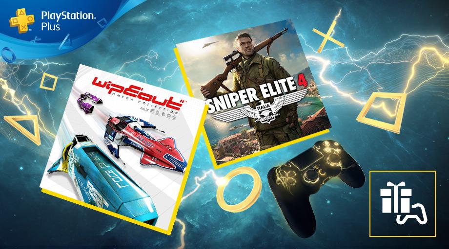 Estos son los juegos gratis de PS Plus para Agosto de 2019