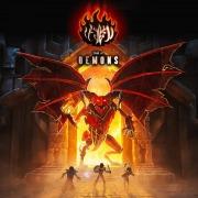 Carátula de Book of Demons - PS4