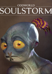 Carátula de Oddworld: Soulstorm - PC