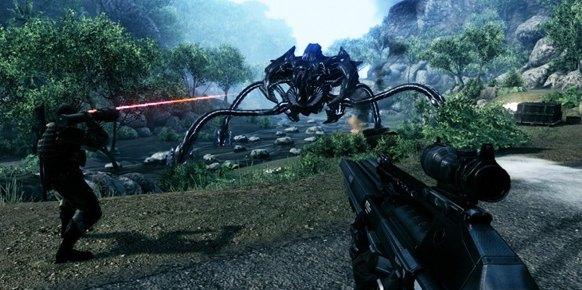 Crysis Xbox 360
