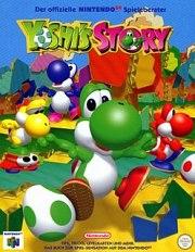 Carátula de Yoshi's Story - Wii