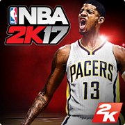 Carátula de NBA 2K17 - Android