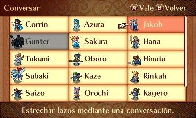 Fire Emblem Fates Revelación