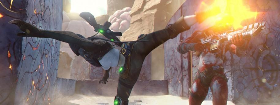 Raiders of the Broken Planet Xbox One