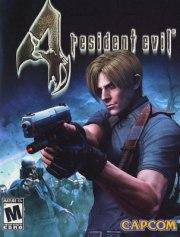Carátula de Resident Evil 4 - PS2