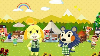 Arranca el festival floral en Animal Crossing: Pocket Camp