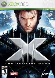 Carátula de X-Men: The Official Movie Game - Xbox 360