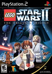 LEGO Star Wars II: The Original Trilogy PS2