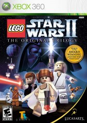 LEGO Star Wars II: The Original Trilogy Xbox 360