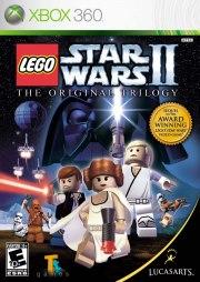 Carátula de LEGO Star Wars II: The Original Trilogy - Xbox 360