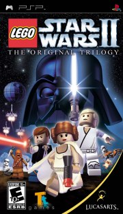 Carátula de LEGO Star Wars II: The Original Trilogy - PSP
