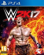 Carátula de WWE 2K17 - PS4