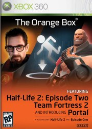 Carátula de The Orange Box - Xbox 360