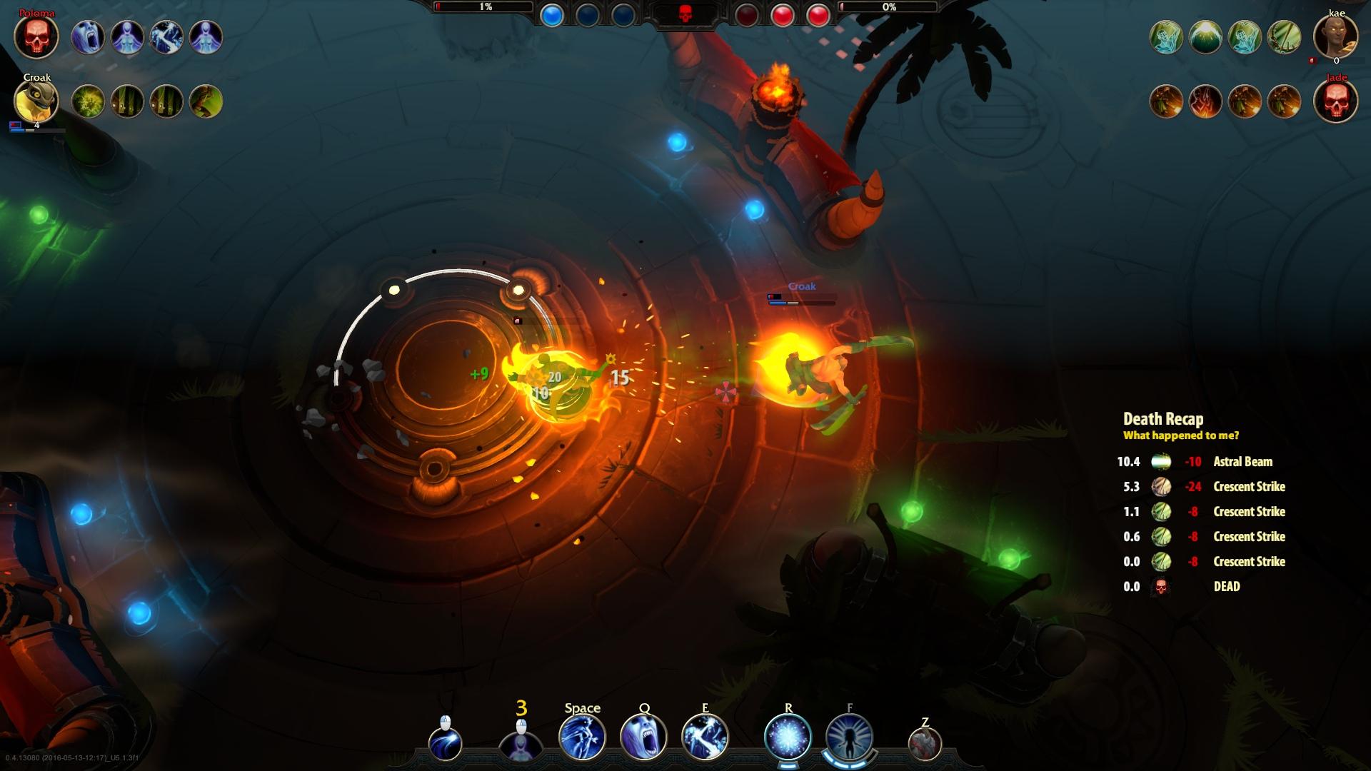 Battlerite: Entiende las mecánicas fundamentales