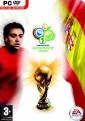 Carátula de Copa Mundial de la FIFA - PC