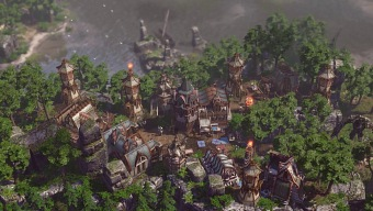 Video SpellForce 3, Tráiler Gameplay: The Elves of Finon Mir