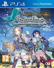 Carátula de Atelier Firis - PS4