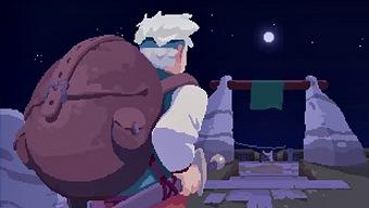 Moonlighter: Tráiler Gameplay